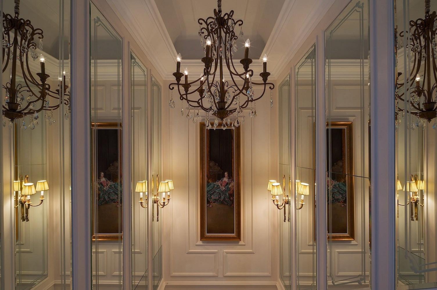 法式别墅装修灯具设计