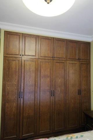 80㎡简约风格二居装修衣柜图片
