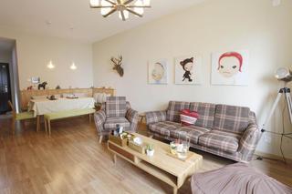 日式MUJI风格家沙发图片