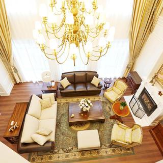 美式风格别墅设计 精致气派