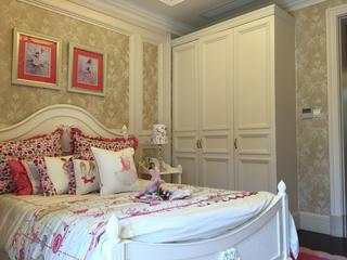 风情美式别墅设计衣柜图片
