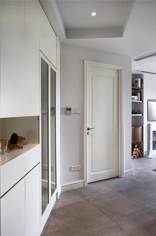 两居室北欧风格家玄关设计