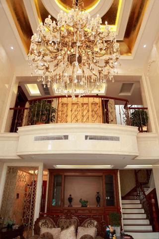 新古典主义风格别墅装修吊顶设计