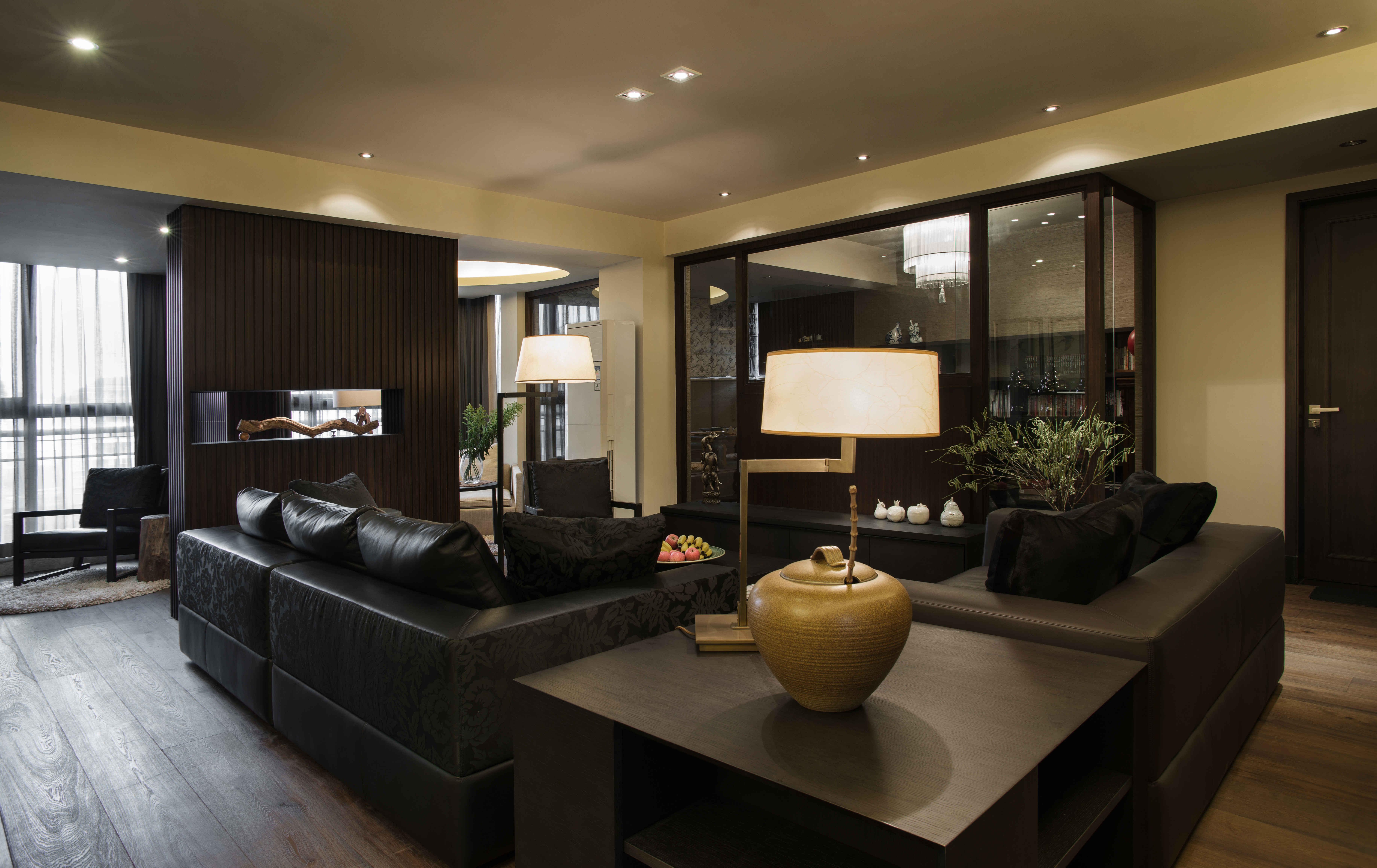 中式风格别墅设计台灯图片