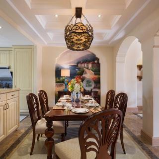 南加州风格别墅装修 质朴温暖