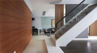 复式简约风格家楼梯图片