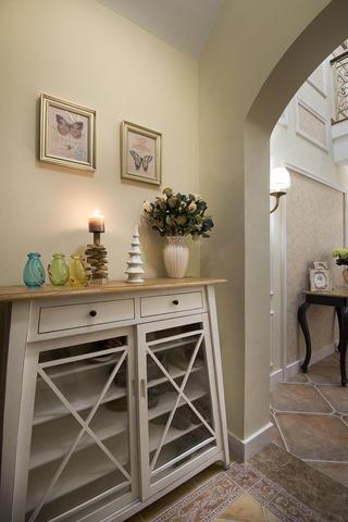 美式风格别墅设计鞋柜图片