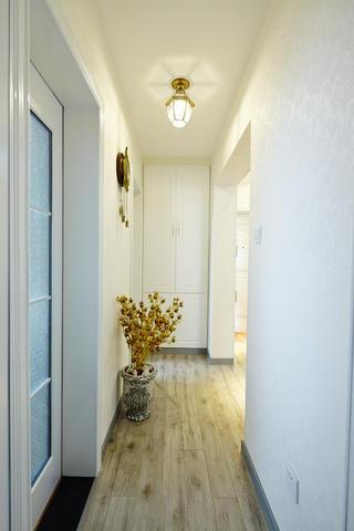 小户型简欧装修走廊图片
