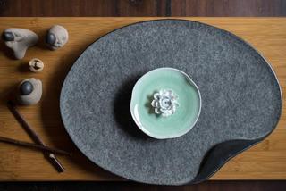 中式风格别墅设计装饰小物件特写
