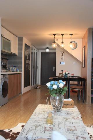 北欧风公寓装修门厅设计