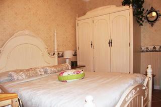 100平地中海两居室装修衣柜图片