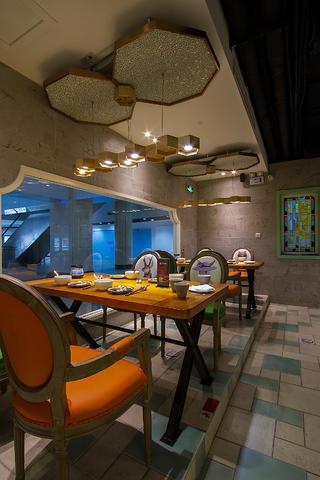 餐厅装修餐桌椅图片