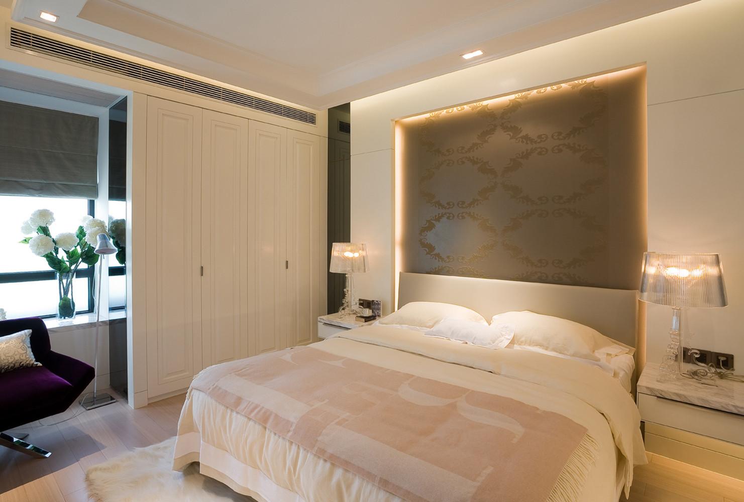 小户型后现代风格装修卧室设计图
