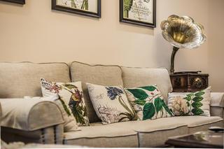 美式风三居之家沙发图片