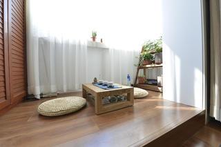小户型公寓装修地台设计