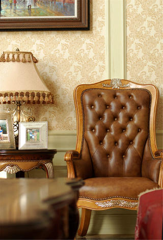 欧式别墅装修沙发椅图片