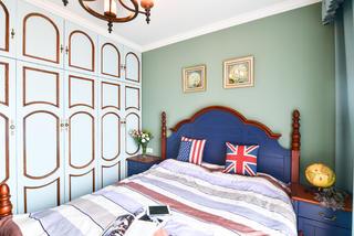 美式三居室衣柜设计