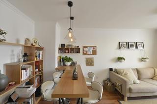 小户型公寓装修吊灯图片