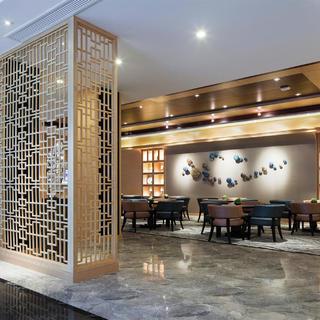 新东方情调售楼中心装修设计图