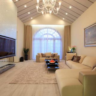 现代简约风格别墅装修设计图