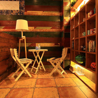 咖啡馆装修设计 回味旧时光