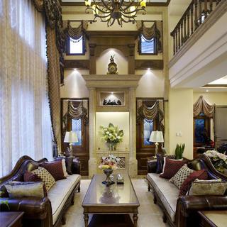 美式风格别墅设计 沉稳华贵