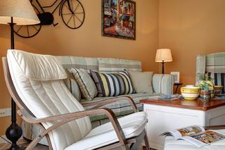 75平田园风格家沙发图片