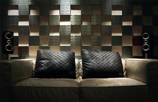 180平现代简约装修沙发图片