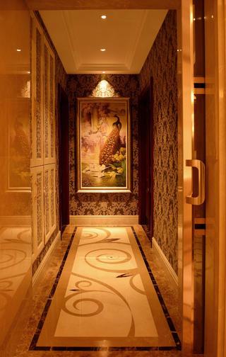 新古典装修门廊装潢图