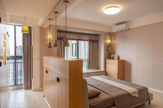北欧风格三居之家衣柜设计