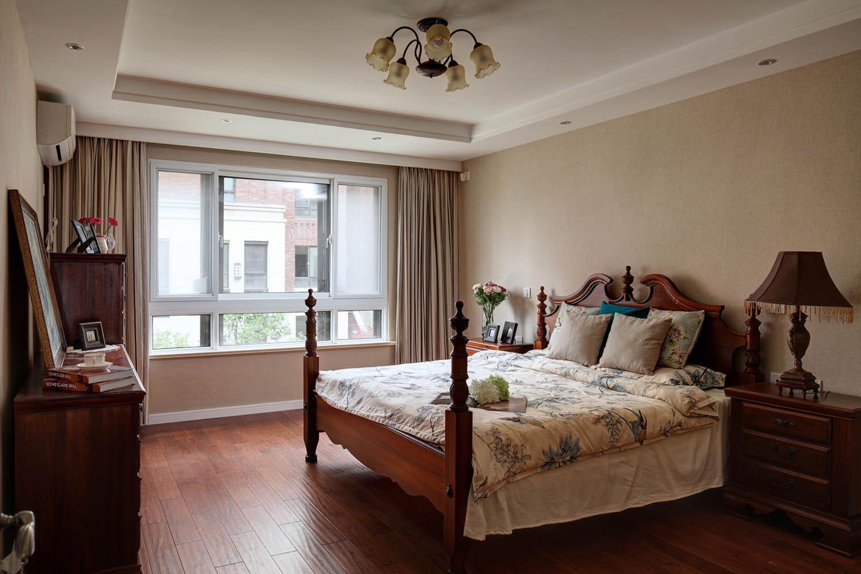 美式风格别墅卧室设计图