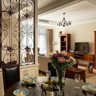 美式风格别墅设计 悠然之境