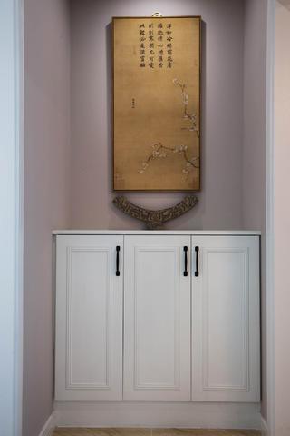 新中式装修玄关设计