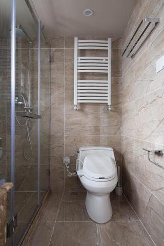 新中式装修卫生间效果图
