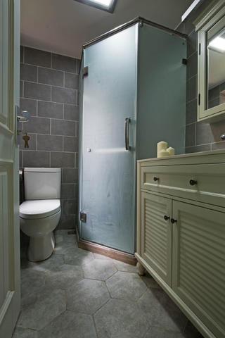 60平小户型设计卫生间装潢图