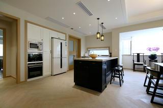 复式别墅装修厨房设计图