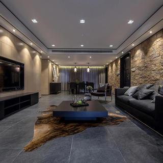 190平现代公寓装修设计图