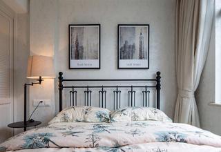 美式别墅设计客卧搭配图