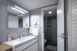 小户型二居室卫生间设计图