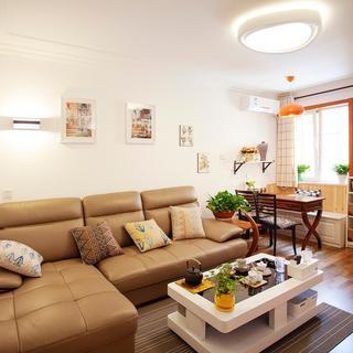 50平二居之家 舒适明亮