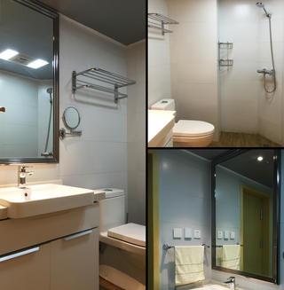 简约二居装修卫生间设计