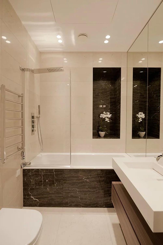 单身公寓装修卫生间效果图
