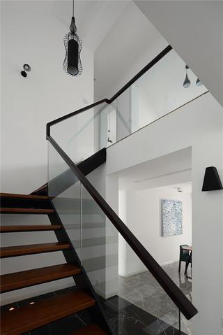 简约复式装修楼梯设计