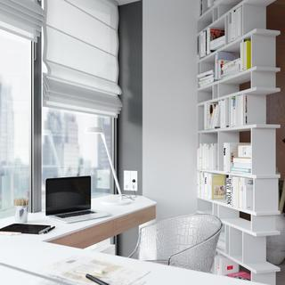 单身公寓装修设计 惬意有情调