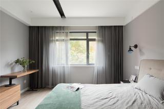 三居室简约之家卧室设计图