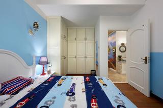 美式别墅装修衣柜设计
