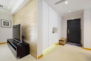 简约三居装修玄关设计