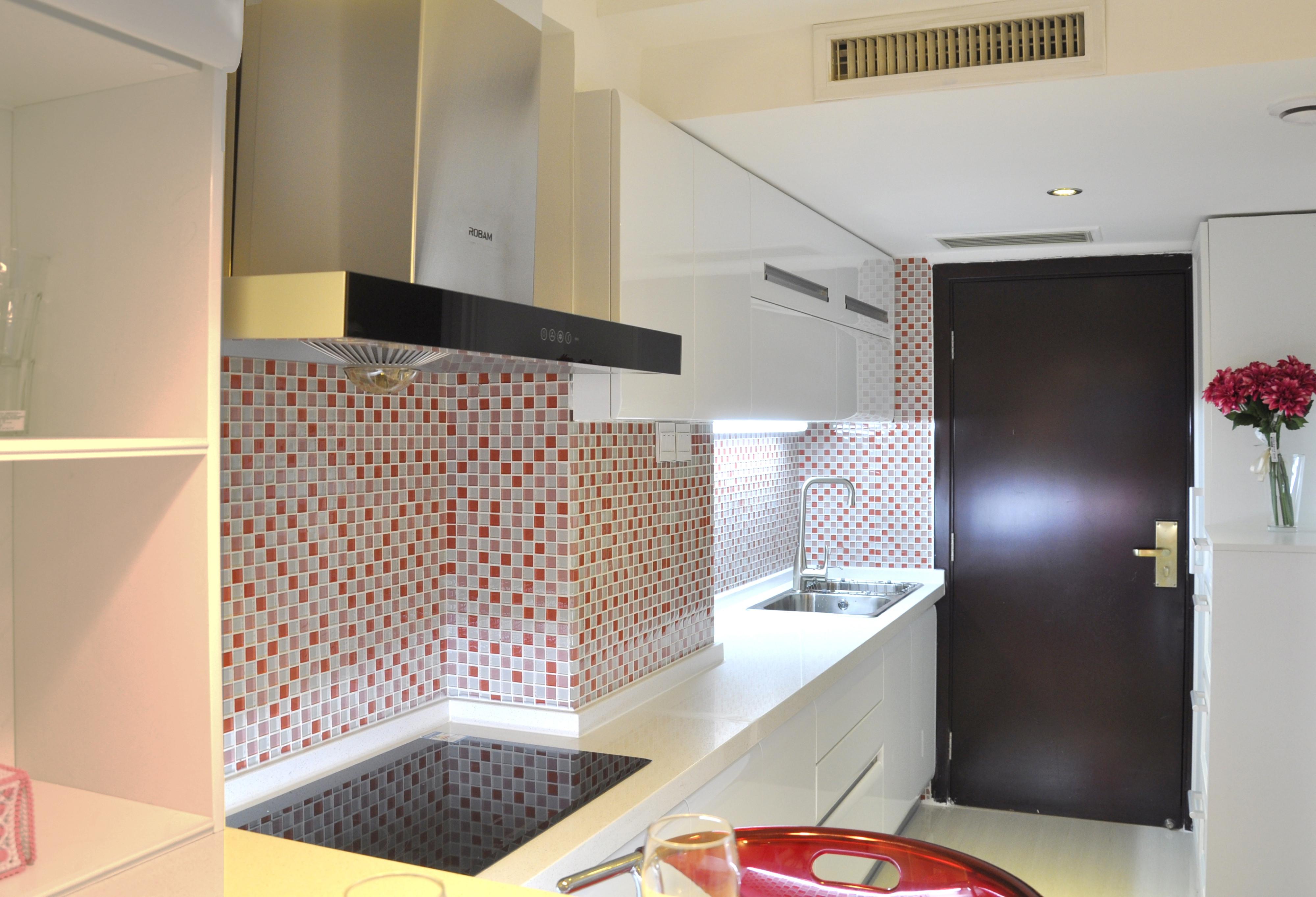 30平小公寓设计橱柜图片