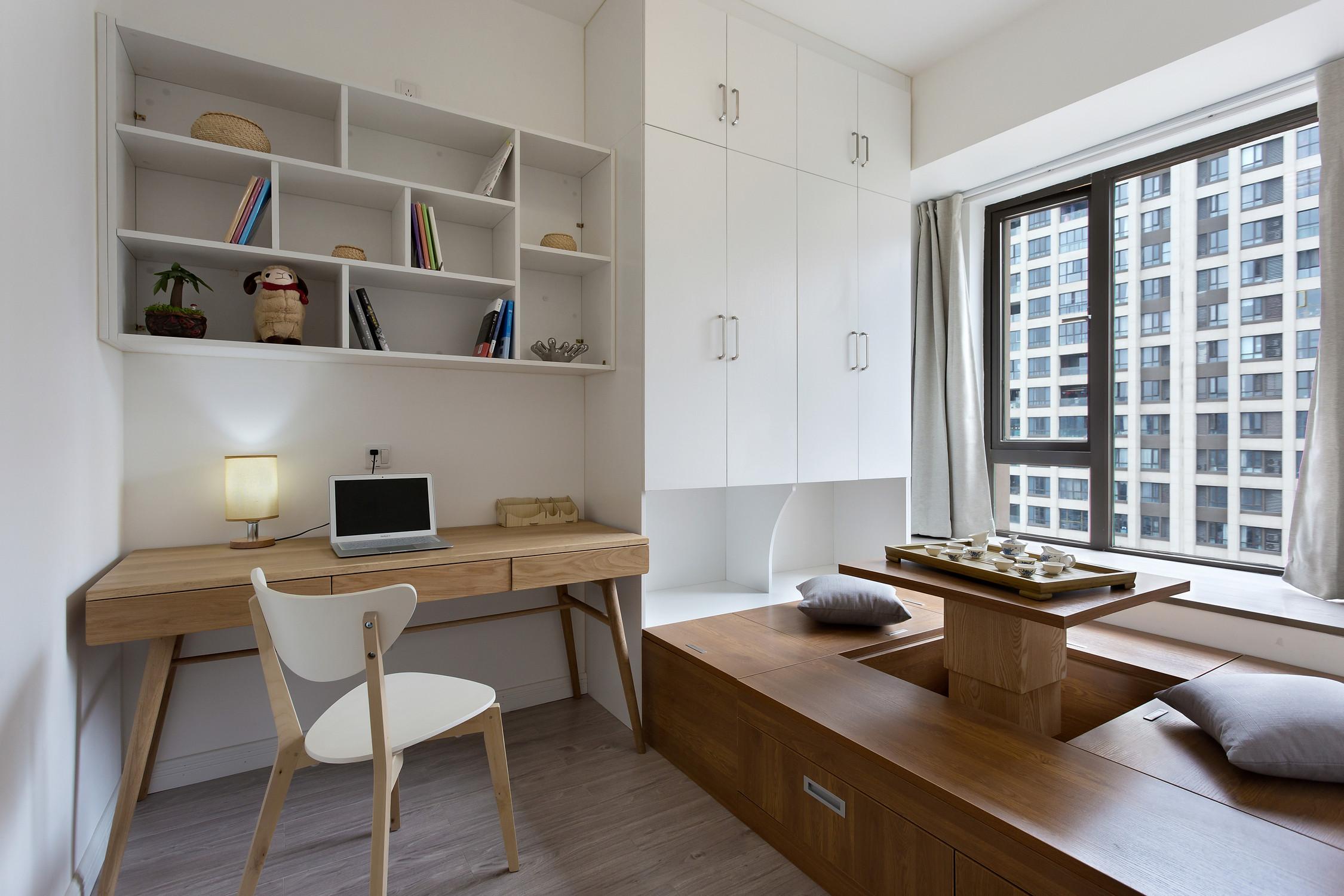 小户型北欧之家书房设计图