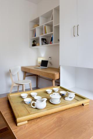 小户型北欧之家茶具摆件